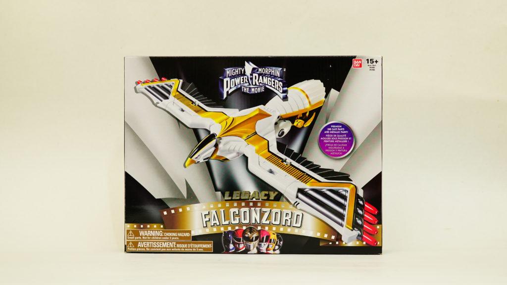 Legacy Falconzord Box