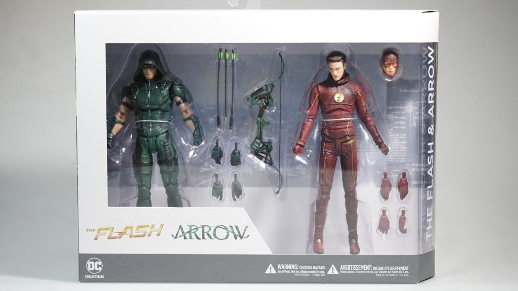 dc collectibles toy review arrow season 4 justveryrandom 3
