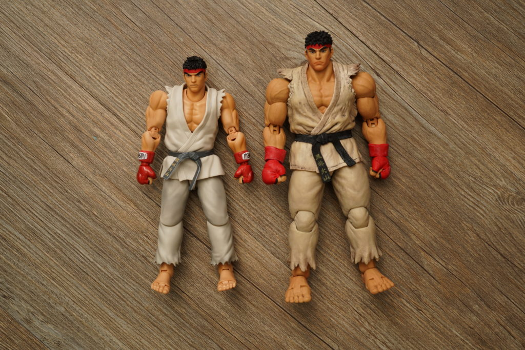 toy review storm collectibles ryu justveryrandom